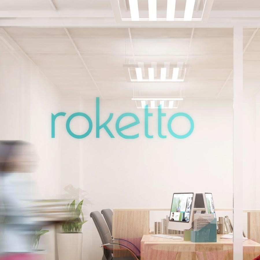 Roketto - Kelowna Marketing Company
