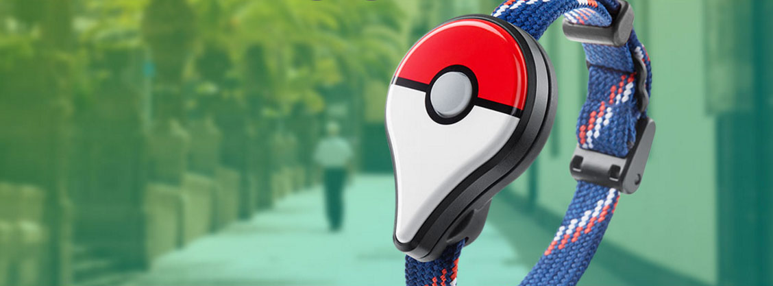 Pokemon Go Plus for Small Business