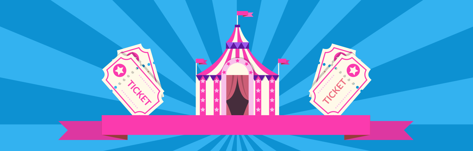 Buy your ticket to the Hubspot big top of inbound marketing services.