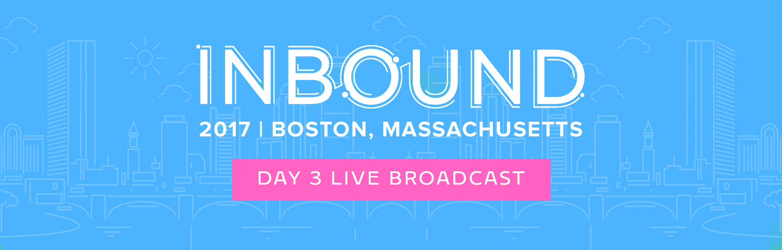 Roketto at Inbound 2017 - Hubspot Marketing partners conference