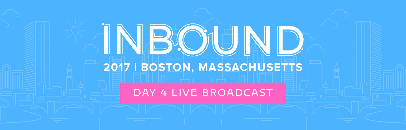 Roketto at Inbound Marketing Conference Day 4