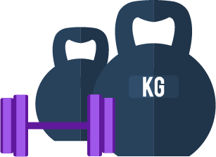 Weights and Dumbell